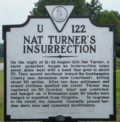 Nat Turner's Insurrection 3